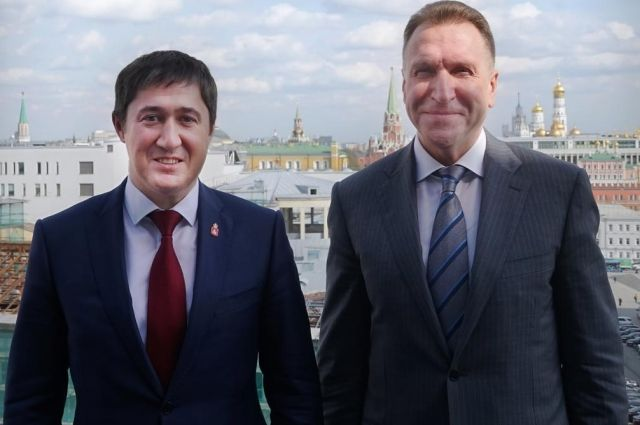 Встреча прошла в Москве.