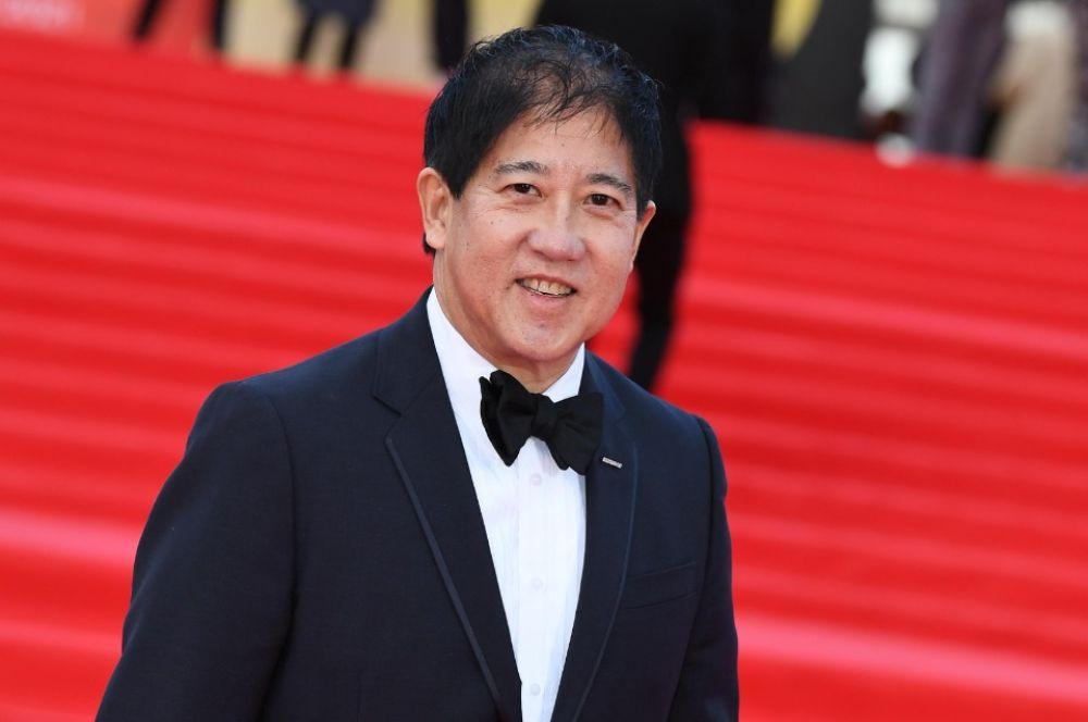 Американский актер Стивен Мао