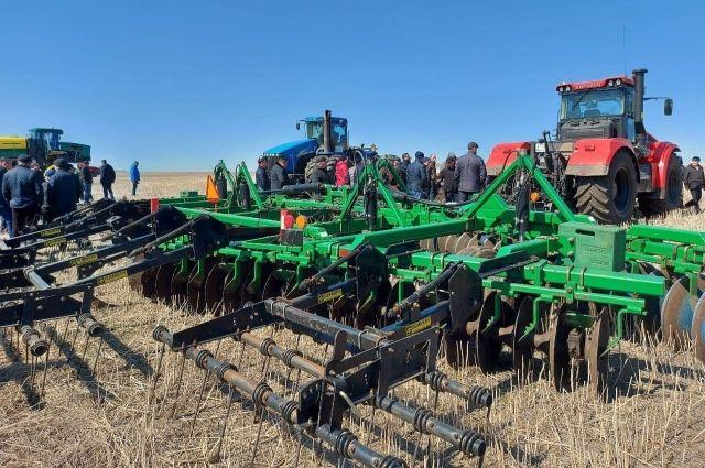 С 2018 года аграрии вернули в оборот около 42 тысяч гектаров.