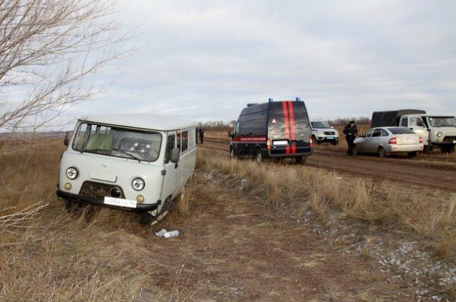 Оренбуржец чуть не убил главного охотоведа в Ташлинском районе.