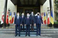Украина провела консультации со странами восточного фланга НАТО