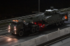 Военный тягач с танком Т-14 «Армата».