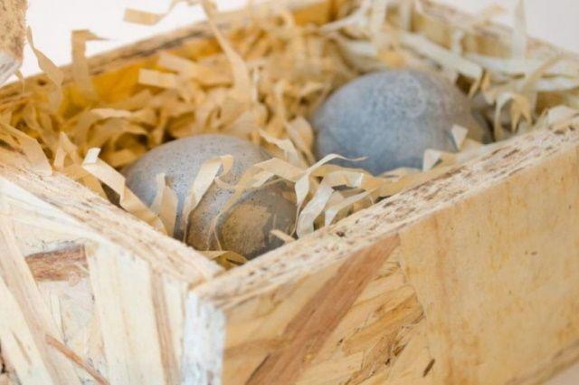 Яйца из бетона челябинск купить растворяет бетон