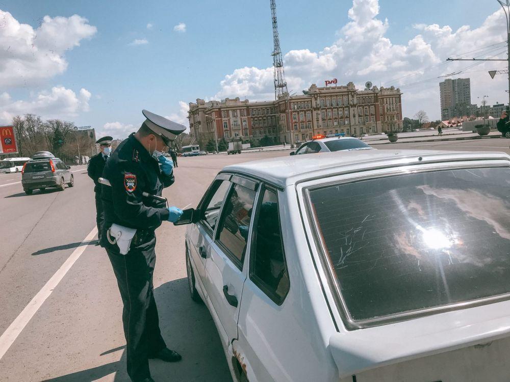 Полицейские просят водителей устранить нарушение