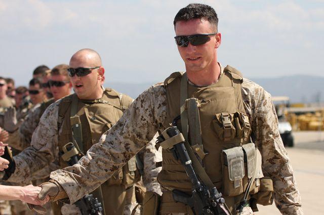 США начали выводить войска из Афганистана