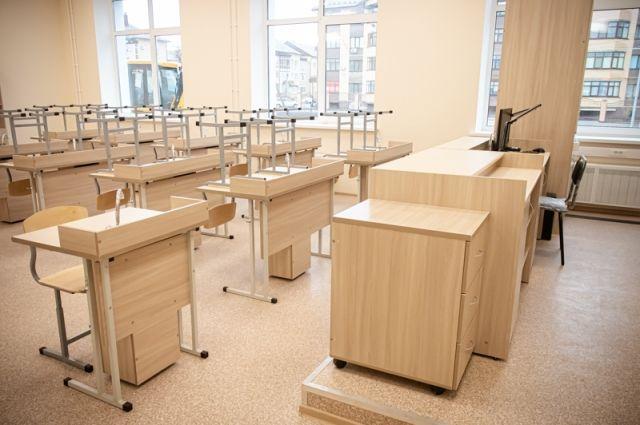 Новую школу в Пригородном откроют только к 1 сентября 2021 года.