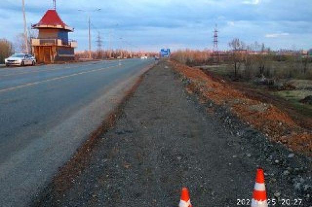 Полиция в Оренбурге разыскивает очевидцев смертельного ДТП.