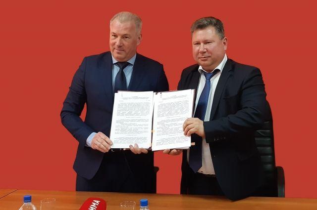 Компания РУСАЛ и администрация Советского района заключили соглашение о социально-экономическом партнерстве на 2021 год.