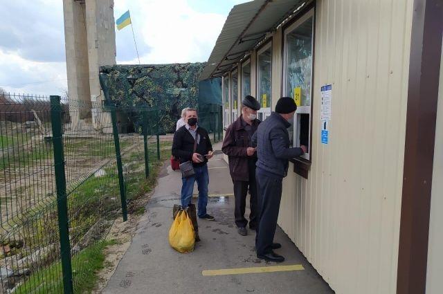 В штабе ООС рассказали об изменениях в пересечении КПВВ на Донбассе