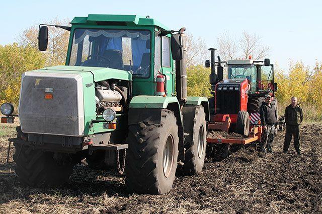 Башкирия в этом году закупила сельхозтехники на 1,8 миллиарда рублей