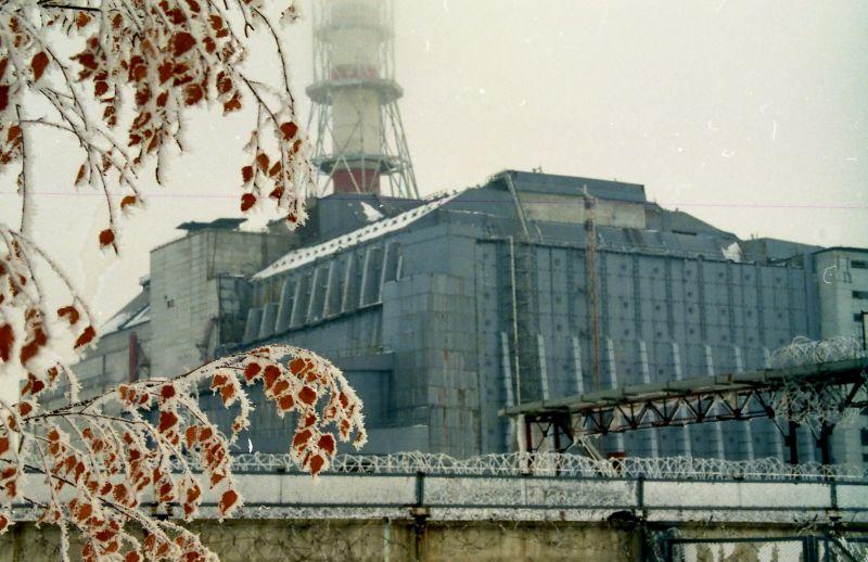 Четвертый энергоблок Чернобыльской АЭС, 14 апреля 2016 года