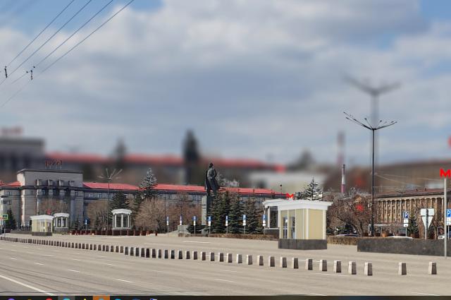 Проект красноярского метрополитена со всеми расчетами и эскизами уже готов.