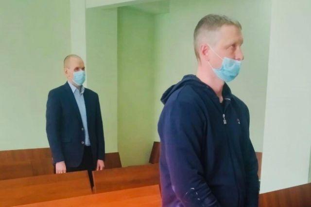 Андрей Федорчук отправится в колонию общего режима на 3,5 года.