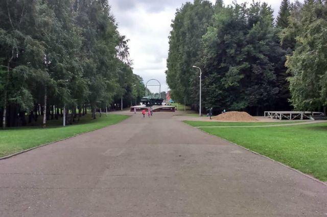 Парки в Уфе назовут в честь войск ВОВ и нанесут на интерактивную карту