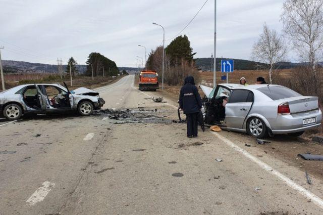 Полиция ищет очевидцев ДТП в Шелеховском районе
