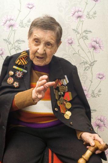 Связистка Любовь Орлова до сих пор не может забыть, как убила немца клинком.