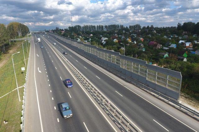 В трёх районах Владимирской области начался ремонт участков трассы М-7