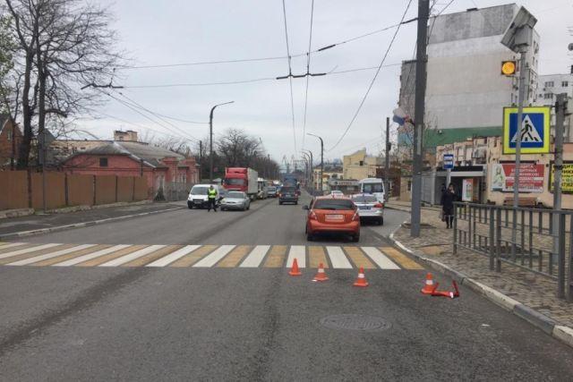 В Новороссийске в результате ДТП травмирован 12-летний мальчик