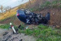 В Закарпатской области произошла авария: три человека погибли