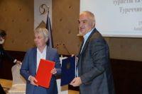 Правительство Украины и Турции подписало меморандум о сотрудничестве.