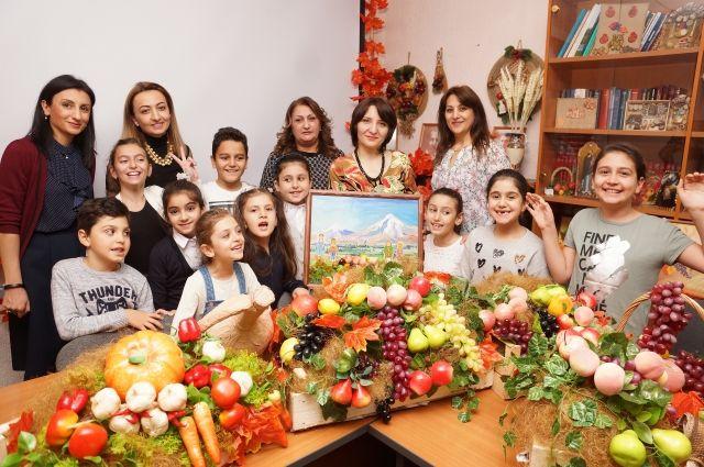 Армяне, живущие в Пермском крае, хранят традиции и преданность корням.