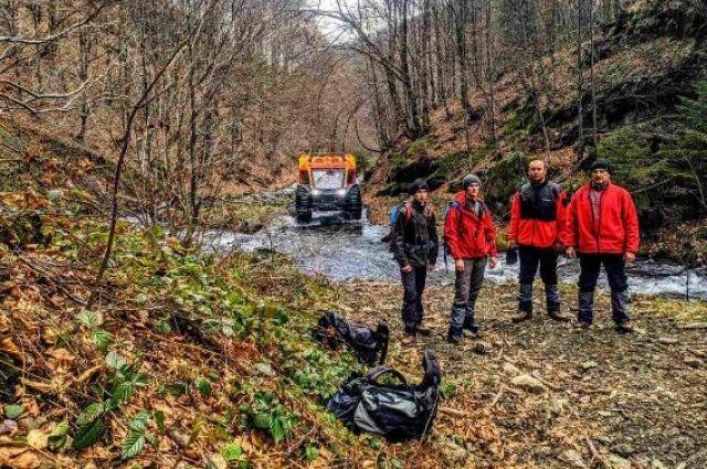 В Карпатах нашли туриста, который пропал еще в феврале.