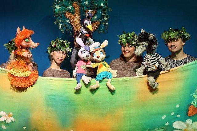 Кукольные спектакли дарят неподдельную радость.