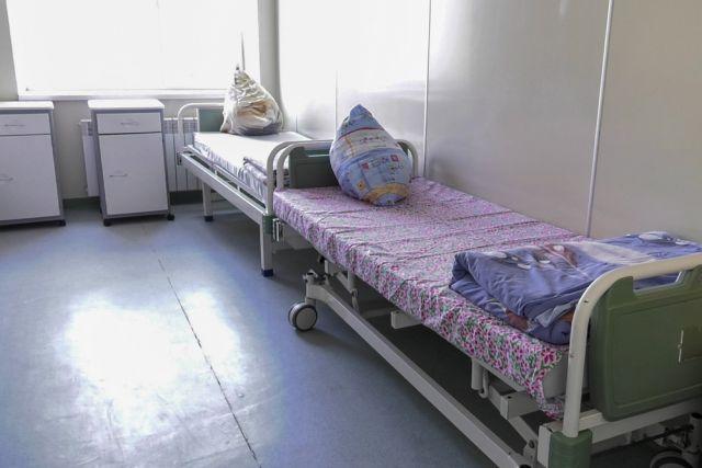 Палаты после дезинфекции примут пациентов с диагнозами по профилю ВКБ № 4.