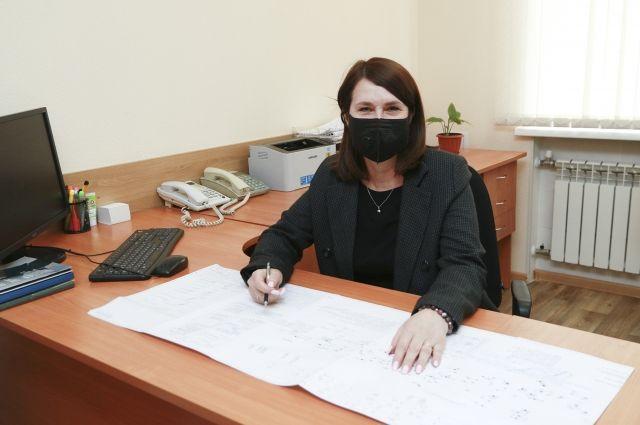Марина Киреева на своём месте скоро 35 лет, и не устала, и не «перегорела».