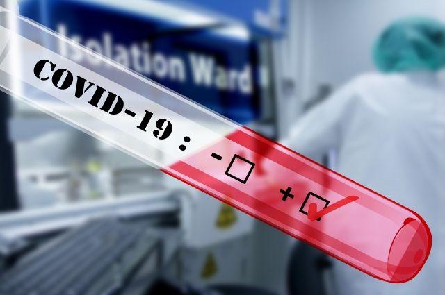 В Удмуртии зафиксировано еще 55 случаев заражения коронавирусом