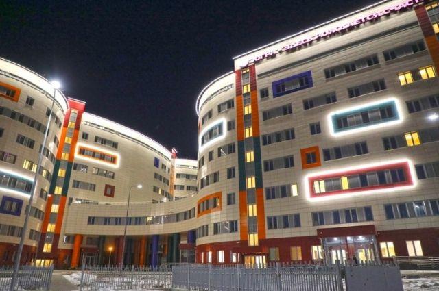 Новый центр – один из крупнейших в России