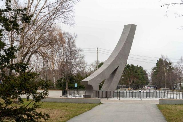 Музыкальный фонтан вновь заработает 1 мая.