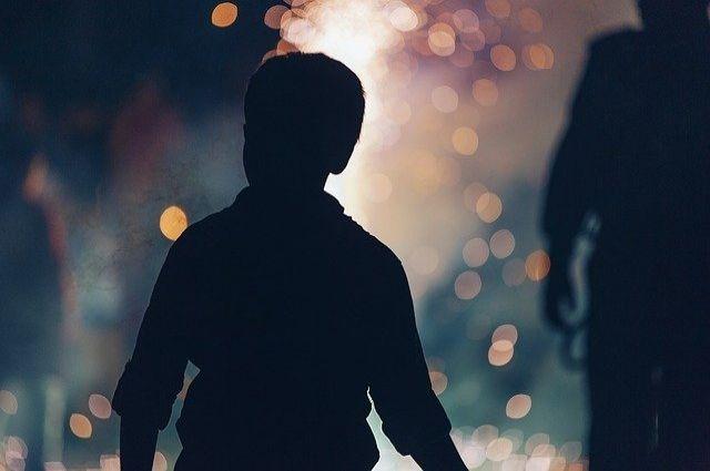 Ребенок ушел из дворе вместе с мужчиной