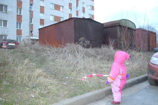 Гаражи плохо вписываются в эстетику современного городского пространства.