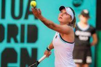 Козлова вышла в основную сетку турнира WTA-1000 в Мадриде.