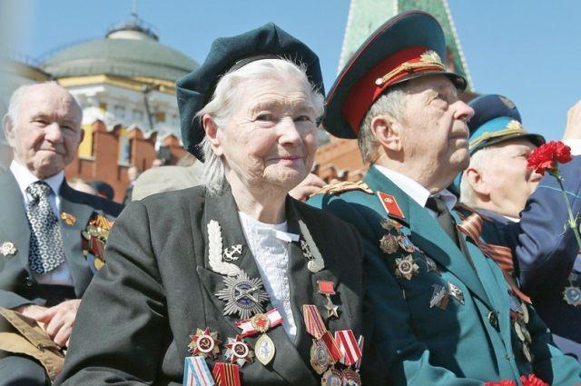 Смоляне помнят участников войны и гордятся её героями.
