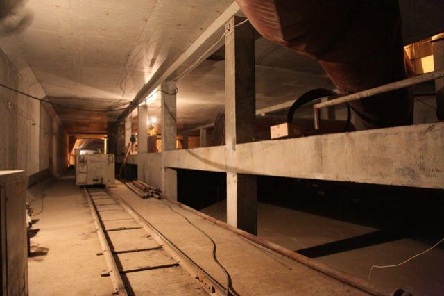 Есть надежда, что в будущем по этим тоннелям пойдут поезда метрополитена.