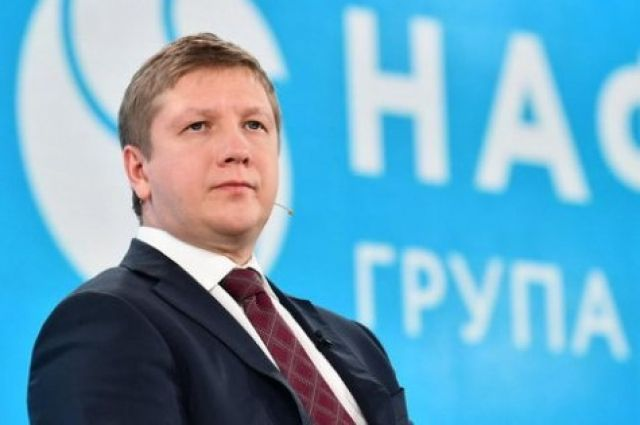 Кабмин уволил Коболева с должности главы «Нафтогаза».