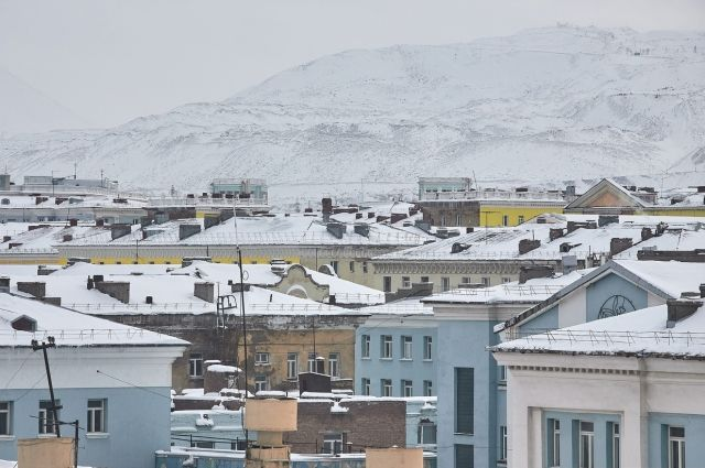 В Норильке уже начался снос ветхих строений, релизуется программа по очистке территории промышленных объектов.
