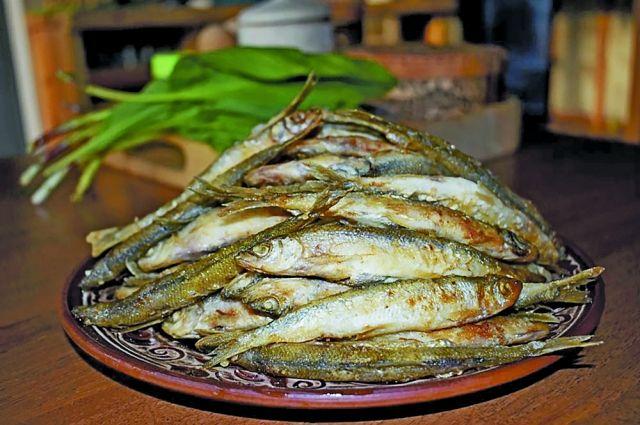 Корюшка - вкусная, легкая, а главное полезная рыбка.