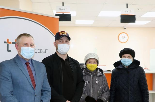 «ЭнергосбыТ Плюс» проводит акцию «Я плачу за тепло!» с 1 марта по 30 ноября.