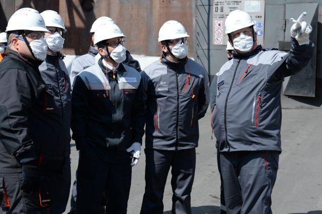 Металлоинвест трансформирует систему охраны труда и промышленной безопасности.
