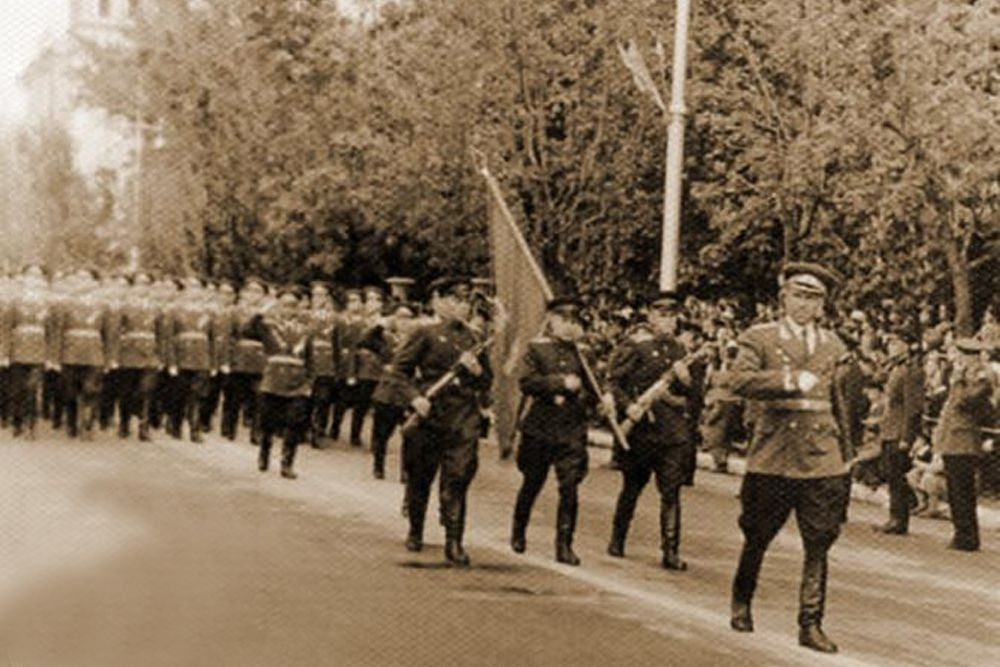 Краснодар, 1 Мая, 1959 год.