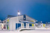 Здание дошкольного учреждения достроили на средства компании «ЛУКОЙЛ».