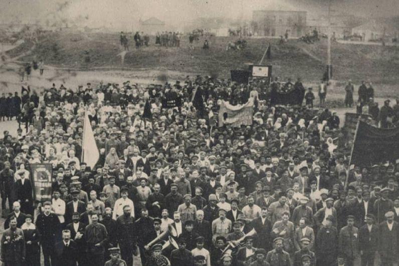 Анапа, 1920-е годы.