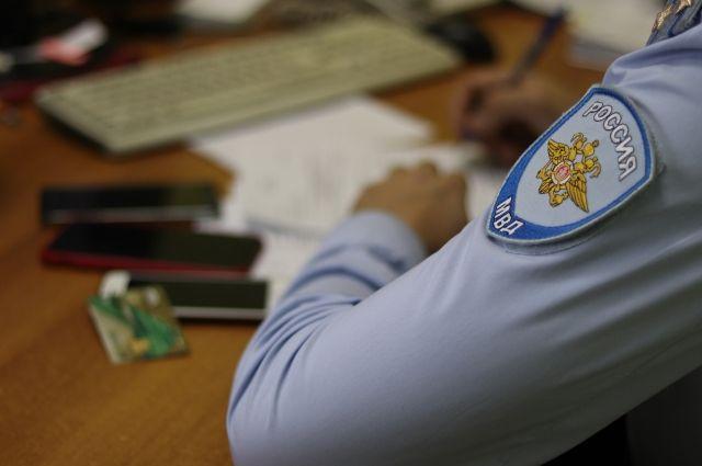 В полиции подтвердили, что им поступило заявление о случившемся.
