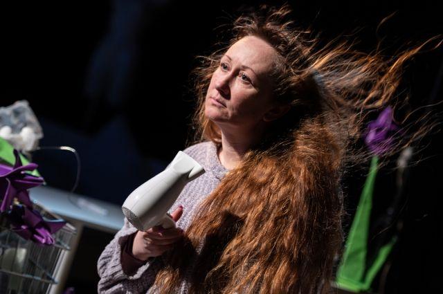 Ради этой роли Анне Антоновой пришлось побороть свои страхи.