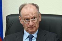 Николай Патрушев, секретарь Совета безопасности РФ.