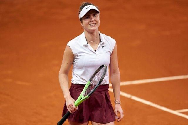 Свитолина проиграла стартовый матч основной сетки WTA-1000 в Мадриде.