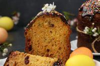 Разнообразим праздничное меню: рецепт морковно-творожного кулича